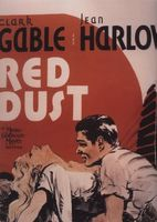 Red Dust movie poster (1932) picture MOV_5d1d3371