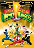 Mighty Morphin' Power Rangers movie poster (1993) picture MOV_5d21d929