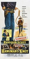 Hangman's Knot movie poster (1952) picture MOV_5d27b913