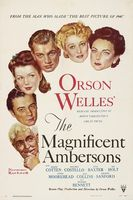 The Magnificent Ambersons movie poster (1942) picture MOV_5d2a218c