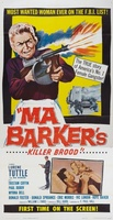 Ma Barker's Killer Brood movie poster (1960) picture MOV_5d2bdfde
