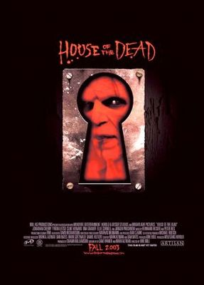 House of the Dead movie poster (2003) poster MOV_5d2bf00b