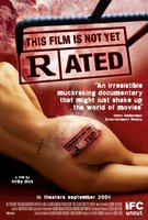 This Film Is Not Yet Rated movie poster (2006) picture MOV_5d2d1f03