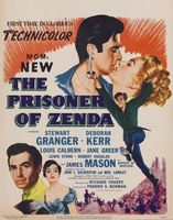 The Prisoner of Zenda movie poster (1952) picture MOV_5d2e5516