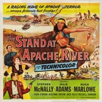 The Stand at Apache River movie poster (1953) picture MOV_5d335d42