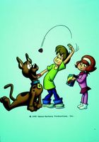 A Pup Named Scooby-Doo movie poster (1988) picture MOV_5d3bb4aa