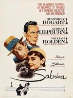Sabrina movie poster (1954) picture MOV_5d3d39b9