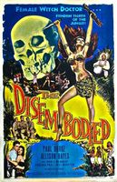 The Disembodied movie poster (1957) picture MOV_5d3f47e3