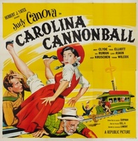 Carolina Cannonball movie poster (1955) picture MOV_5d433f19