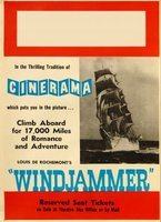 Windjammer: The Voyage of the Christian Radich movie poster (1958) picture MOV_5d4b3ece