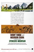 Spencer's Mountain movie poster (1963) picture MOV_5d51631a