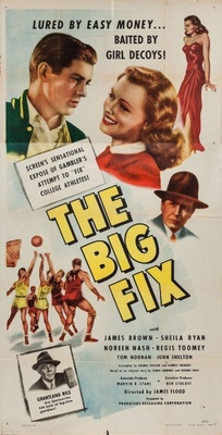 The Big Fix movie poster (1947) poster MOV_5d5b4854