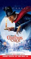 A Christmas Carol movie poster (2009) picture MOV_5d6607db