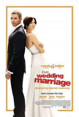 Love, Wedding, Marriage movie poster (2010) poster MOV_5d668b7f