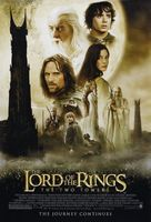 The Lord of the Rings: The Two Towers movie poster (2002) picture MOV_5d6998c7