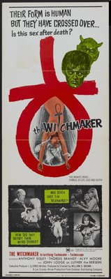 The Witchmaker movie poster (1969) poster MOV_5d6b70ae
