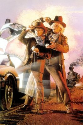 Back to the Future Part II movie poster (1989) poster MOV_5d6d9d97