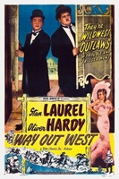 Way Out West movie poster (1937) picture MOV_5d6ddd6f