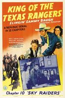 King of the Texas Rangers movie poster (1941) picture MOV_5d71b733