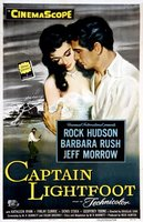 Captain Lightfoot movie poster (1955) picture MOV_5d777242