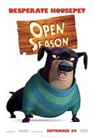 Open Season movie poster (2006) picture MOV_5d86ac36