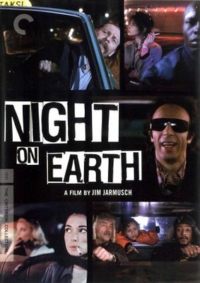 Night on Earth movie poster (1991) poster MOV_5d884584