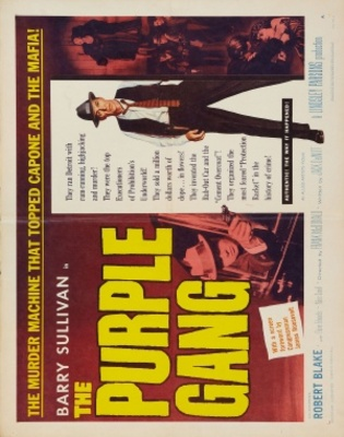 The Purple Gang movie poster (1959) poster MOV_5d8bec1e