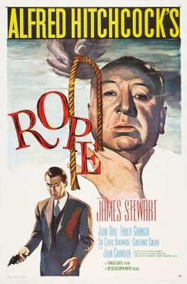 Rope movie poster (1948) poster MOV_5d914f82