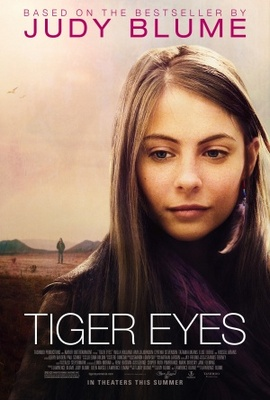 Tiger Eyes movie poster (2012) poster MOV_5d974125
