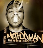 Method Man: Live from the Sunset Strip movie poster (2007) picture MOV_5d9dde8d