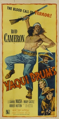 Yaqui Drums movie poster (1956) poster MOV_5dab4b68