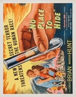 No Place to Hide movie poster (1956) picture MOV_5dabc077