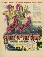 Strike Up the Band movie poster (1940) picture MOV_5dac7a70