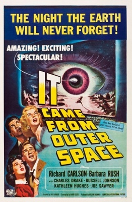 It Came from Outer Space movie poster (1953) poster MOV_5db46c17