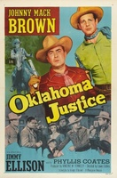 Oklahoma Justice movie poster (1951) picture MOV_5db498ba
