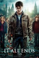 Harry Potter and the Deathly Hallows: Part II movie poster (2011) picture MOV_5db75508