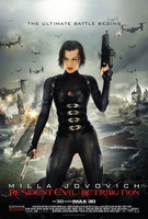 Resident Evil: Retribution movie poster (2012) picture MOV_5db7d024