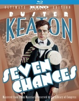 Seven Chances movie poster (1925) picture MOV_5dbb8902
