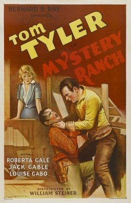 Mystery Ranch movie poster (1934) poster MOV_5dbba0ee