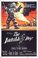 The Invisible Boy movie poster (1957) picture MOV_5dbf11c5