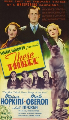 These Three movie poster (1936) poster MOV_5dc62a64