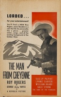 Man from Cheyenne movie poster (1942) picture MOV_5dcc6627