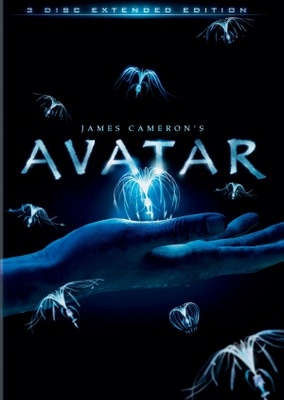 Avatar movie poster (2009) poster MOV_5dd472f1