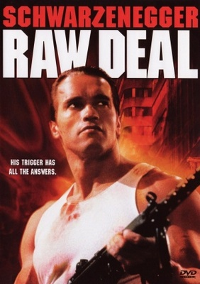 Raw Deal movie poster (1986) poster MOV_5ddb3abf