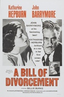 A Bill of Divorcement movie poster (1932) picture MOV_5de113eb
