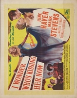 I Wonder Who's Kissing Her Now movie poster (1947) picture MOV_5de64aaa
