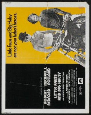 Little Fauss and Big Halsy movie poster (1970) poster MOV_5de85e92