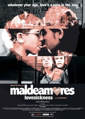Maldeamores movie poster (2007) poster MOV_5de86bac