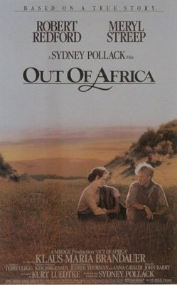 Out of Africa movie poster (1985) poster MOV_5de9e122