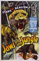 Jaws of the Jungle movie poster (1936) picture MOV_5df200c5